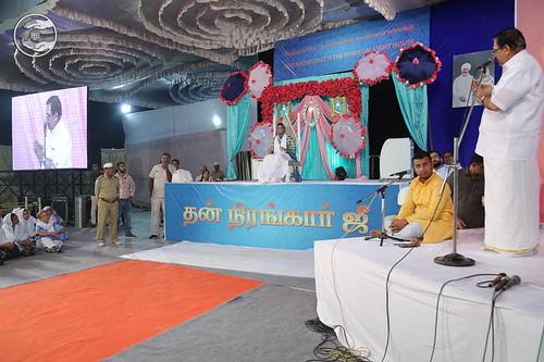 SNM Zonal Incharge Sham Sunder Keswani from Chennai