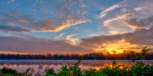 carnegielake fog fpjphotochallenge lake mercercounty newjersey princeton sunrise wintercarnegielakefallautumncloudslakeprincetonskysunriseprincetonnewjerseyunitedstateofamericaus