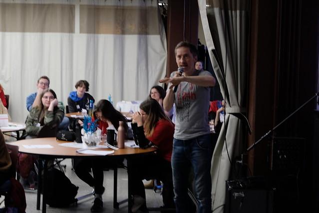 29e Marathon d'écriture intercollégial