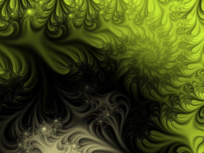 Обои узоры, черный, зеленый картинки на рабочий стол, фото скачать бесплатно