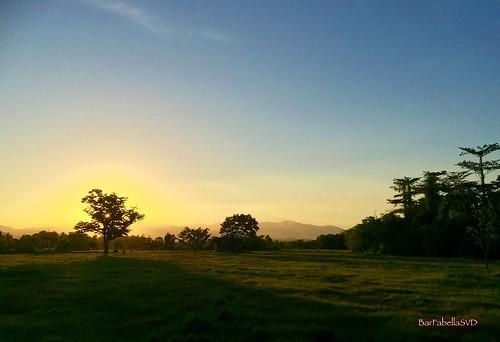 sunset bongabong orientalmindoro philippines philippinescenery dusk
