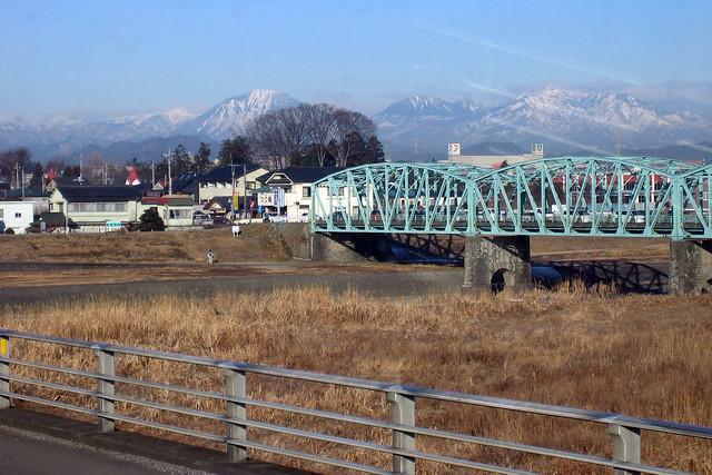 Outside Utsunomiya