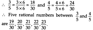 NCERT Solutions for Class 9 Maths Chapter 1 Number Systems Ex 1.1 Q3