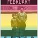 Devers Family Calendar, February 2019