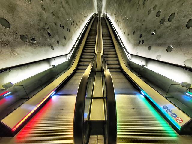 Inside Elbphilharmonie