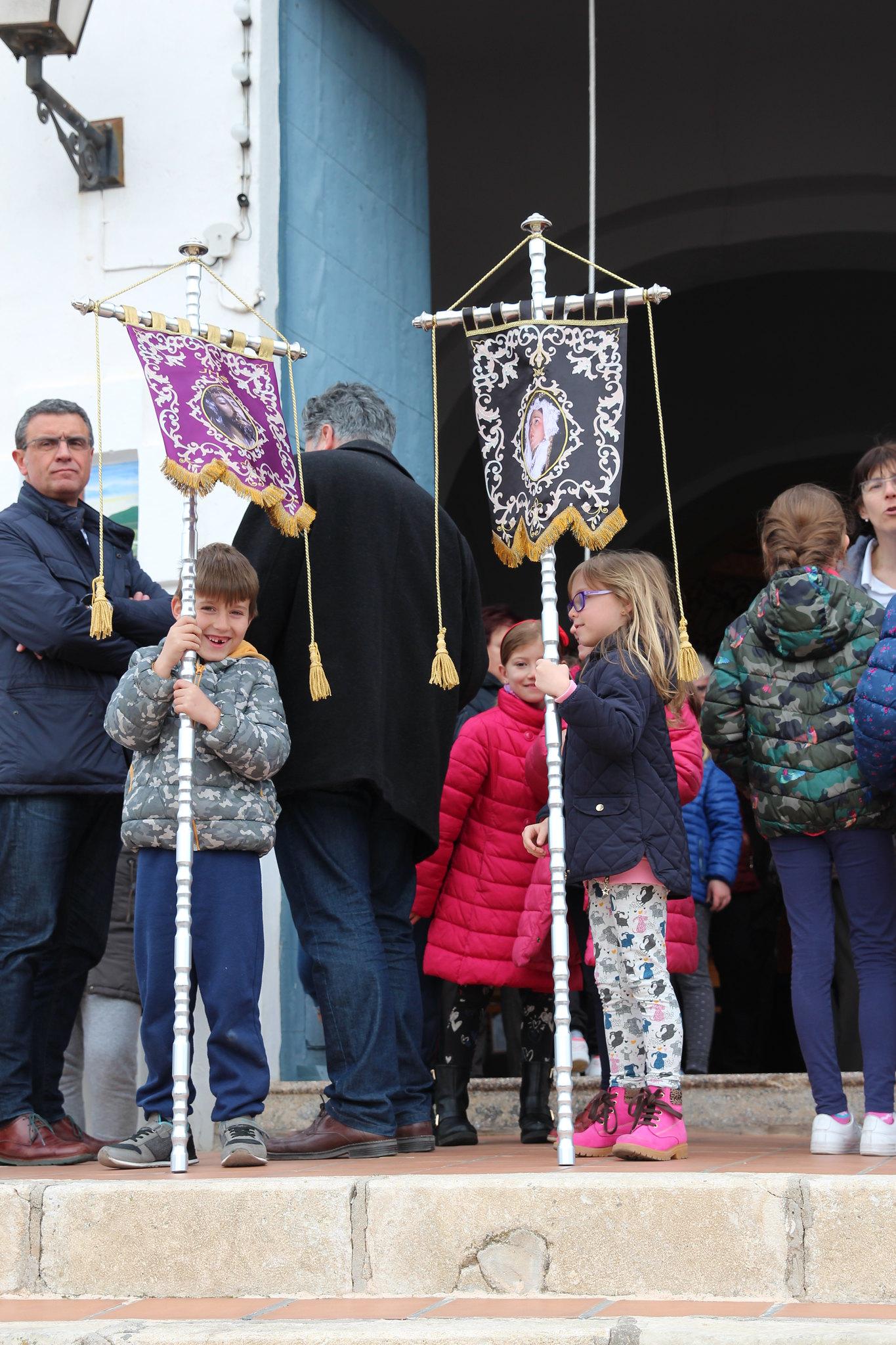 (2018-03-23) II Vía Crucis Infantil (Antonio José Verdú Navarro) (05)