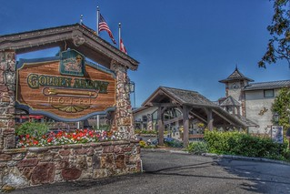 Lake Placid - New York -  Golden Arrow Lakeside Resort -  Downtown historic District | by Onasill ~ Bill Badzo - New Format