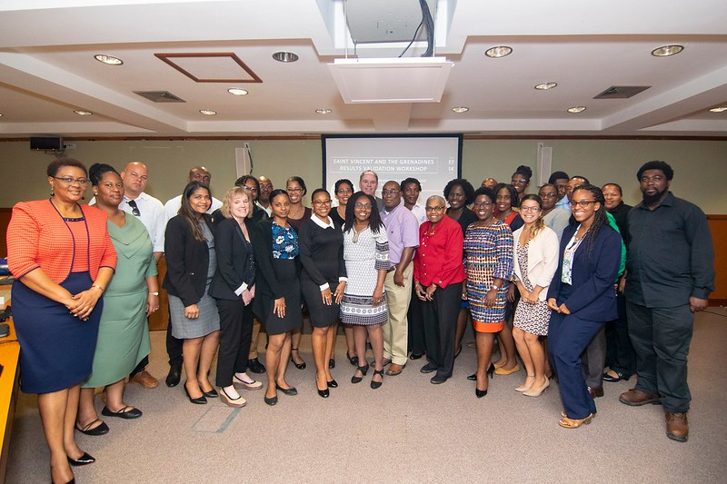 Saint Vincent and the Grenadines Validation Workshop