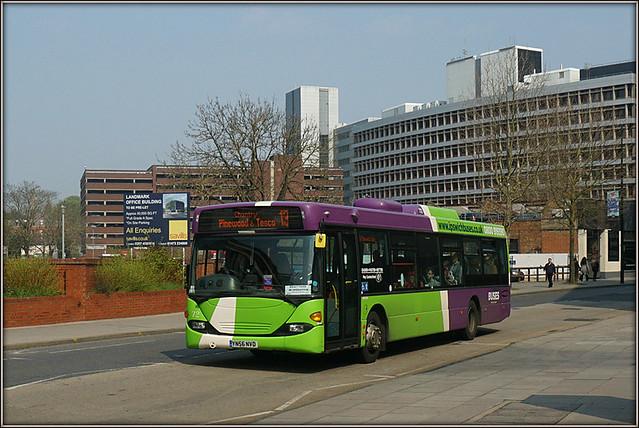 Ipswich Buses 72
