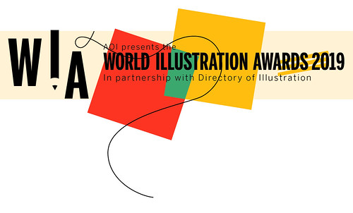 The World Illustration Awards Exhibition