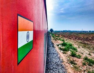 The INDIAN RAILWAYS !