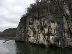 17 - Am Donaudurchbruch - Donaufahrt zum Kloster Weltenburg