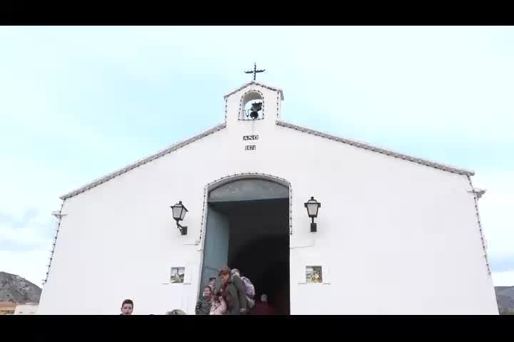 ElCristo - Videos - Intercomarcal TV - (2018-03-23) - II via Crucis para jovenes