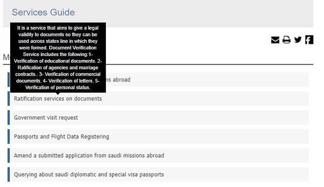 2010 Procedure to Attest Documents from MOFA Saudi Arabia 02