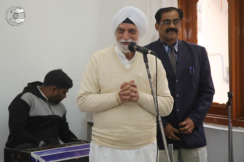 S.S. Nashila, expresses his views
