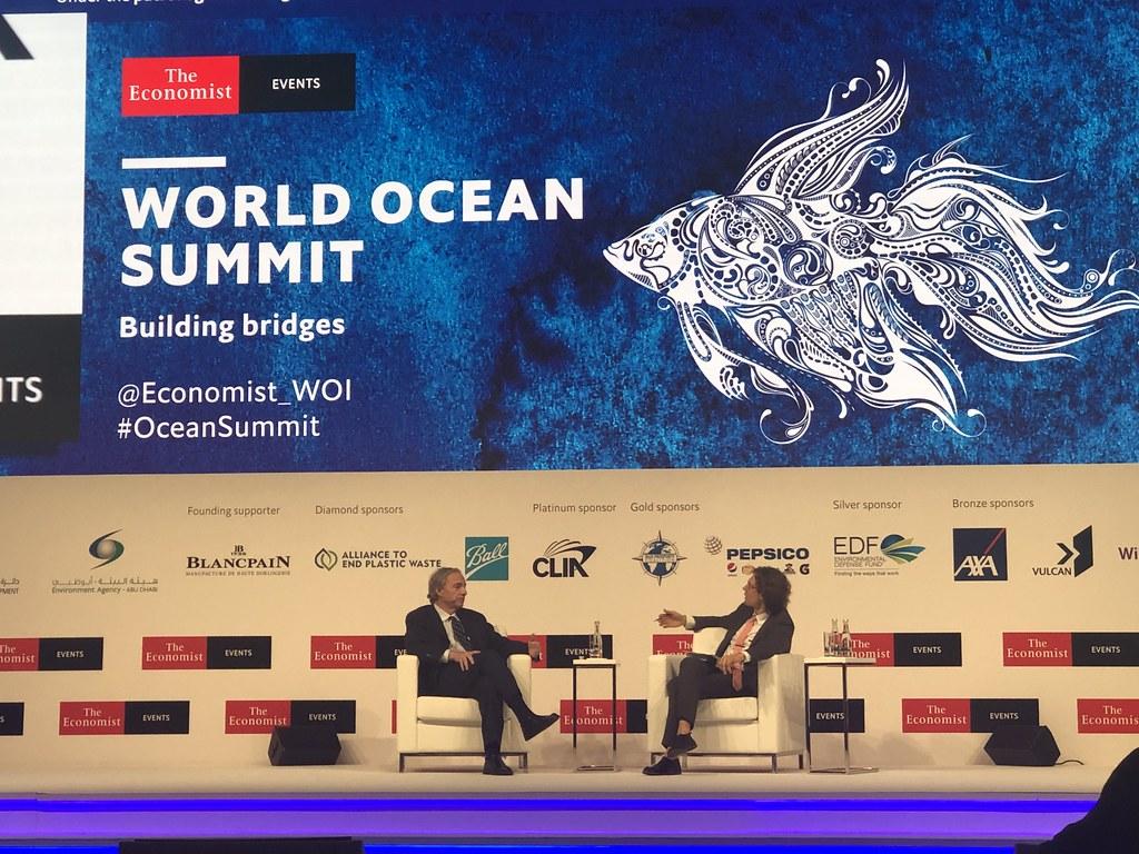 The Economist World Ocean Summit 2019 | Abu Dhabi, UAE | Project