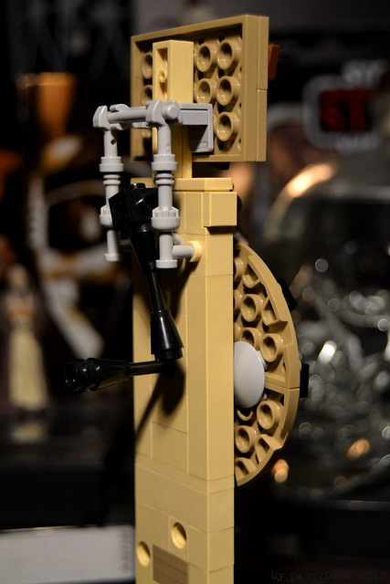 LEGO Wheel of the Worst - Simple mechanism