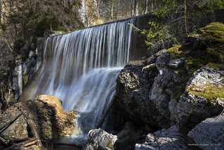 Lainbach waterfall (the lowest one) | by mstuebner