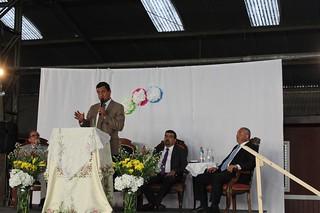 Presentación pastores naciente Iglesia La Florida, Antuco | by Iglesia Metodista Pentecostal de Chile