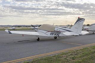 Smarts Machinery (VH-VVL) Beechcraft A36 Bonanza at Wagga Wagga Airport