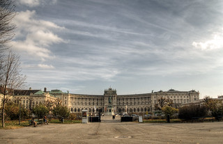Hofburg Palace in Vienna | by neilalderney123