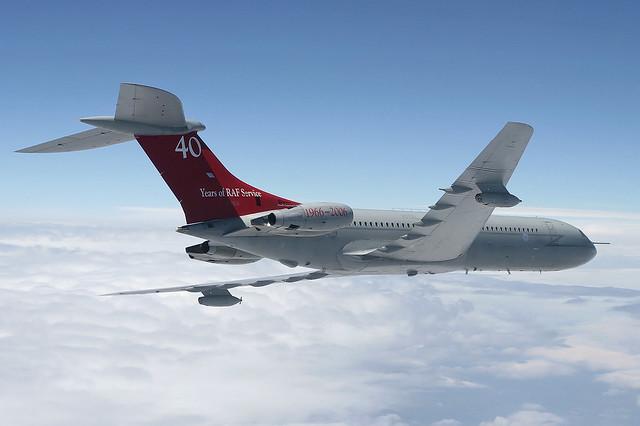 VC10 C1K XV104 101 Squadron