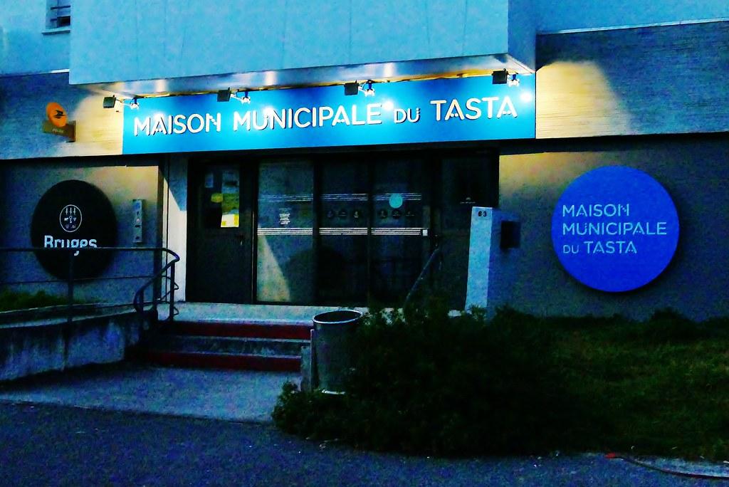 Maison Municipale  d'un quartier de Bruges