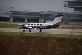 OK-MPM (cn 42-5501005)Piper PA-42-720 Cheyenne IIIA Time Air