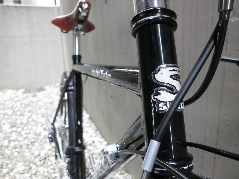 SURLY Long Haul Trucker Brooks Hed