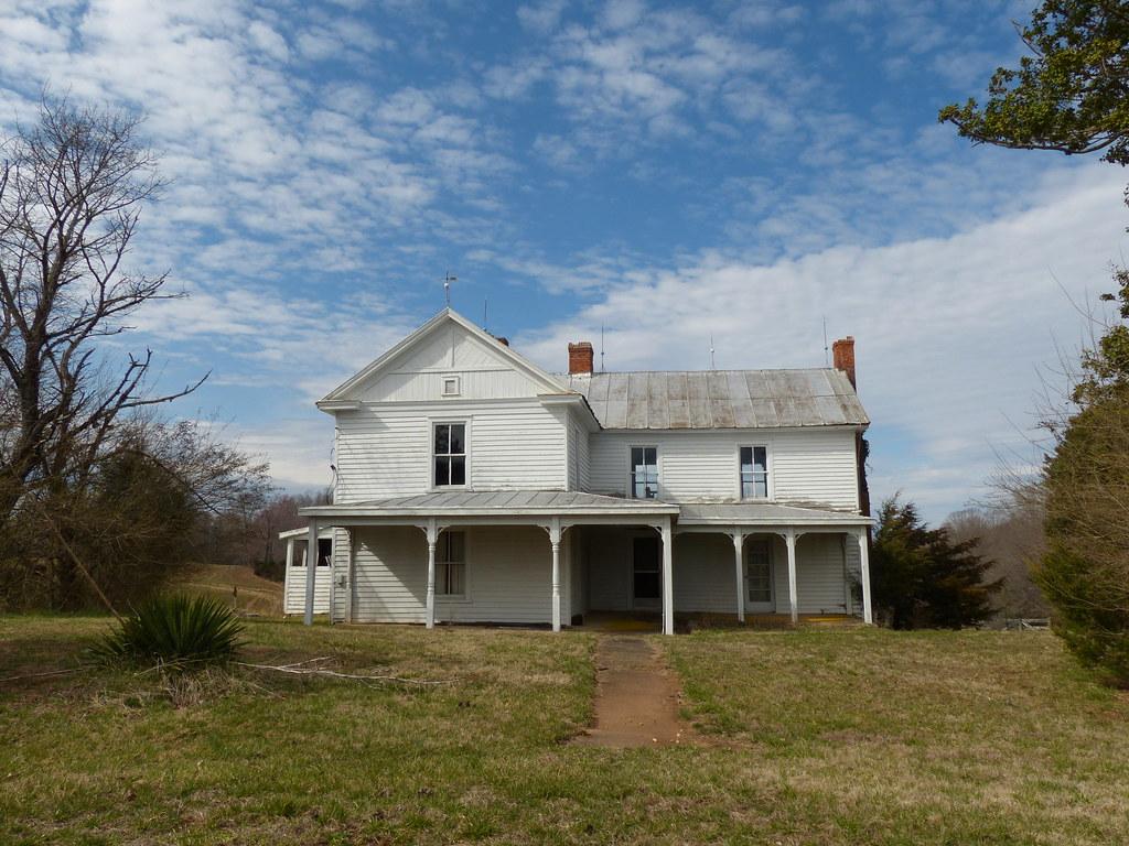 old farm house in Bedford County, Virginia | camera dump