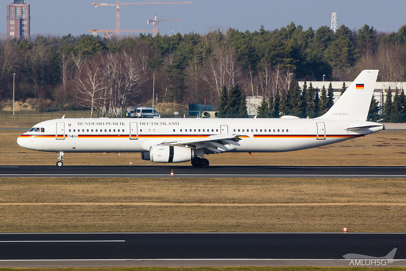 German Air Force - A321 - 15+04