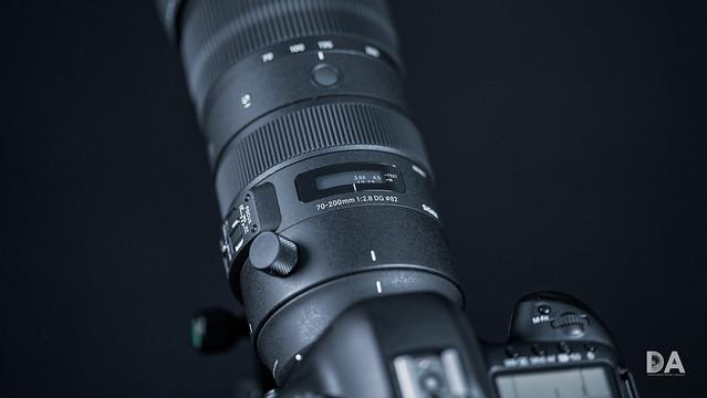 Sigma 70-200mm F2.8 OS Sport
