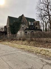 Mary A. Wolfe House, North Avondale, Cincinnati, OH