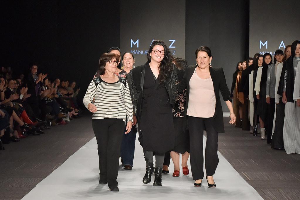 Pasarela MAZ / Manuela Álvarez - BFW 2019