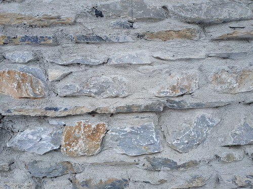 Wall texture with stone #1 | by texturepalace