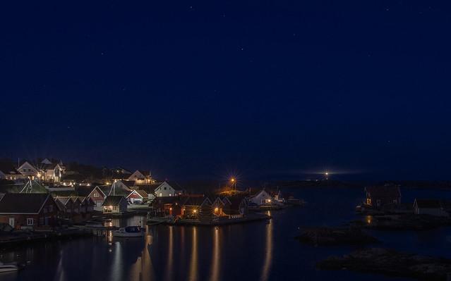 View towards Oksøy lighthouse