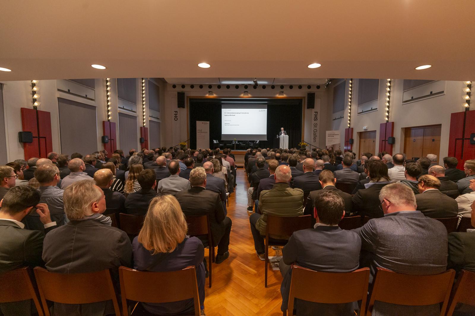 10. Unternehmensspiegel Ostschweiz in Teufen