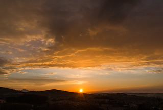 Sunset after the thunderstorms | by guimeixen