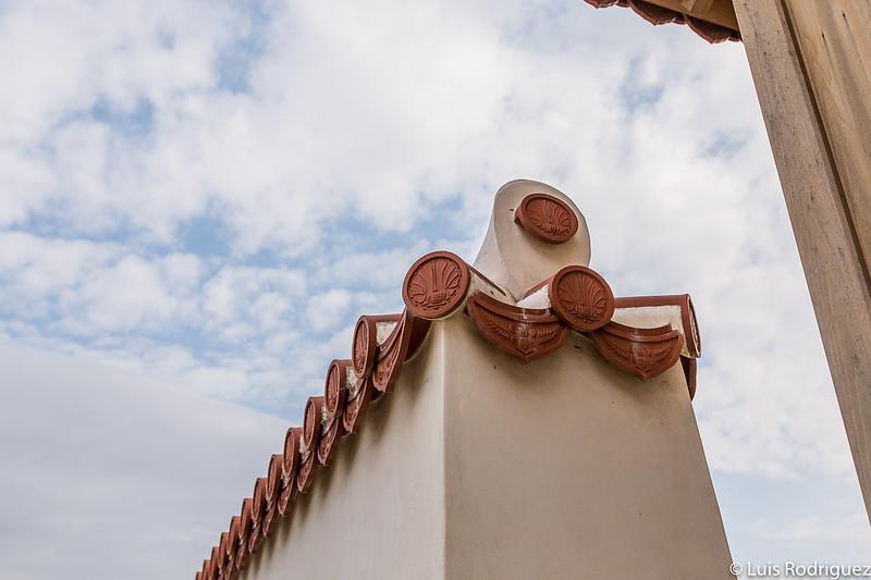 Detalles de los muros