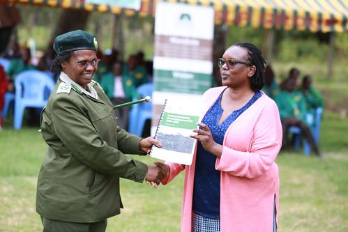 people communityaction communityforestry communityinvolvement launching scientists communitybasedforestmanagement londiani kerichocounty kenya ke