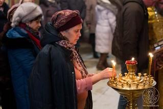 03.02.2019 | Воскресная Литургия в Софийском соборе