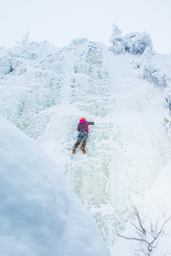 Finland-pyha-luosto-iceclimbing22 | by kirstendcamor