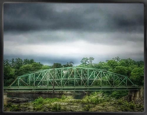 bridge moody androscogginriver frankjwoodbridge brunswickmaine topsham maine