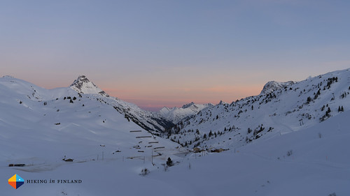 Sunset over Warth | by HendrikMorkel