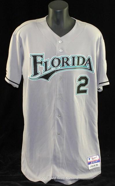 2003 FLORIDA MARLINS No. 2 HANLEY RAMIREZ No. 2