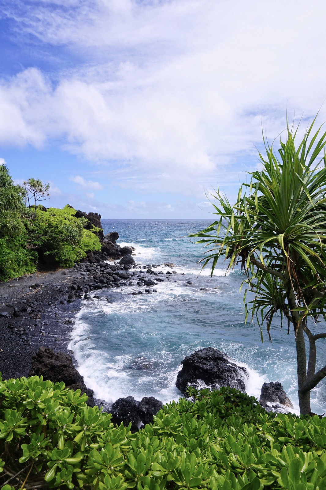 10 Places I Want to Travel After COVID-19 | Places to Travel after Lockdown is Over | Travel Aesthetic | Hawaii Aesthetic | Maui, Hawaii |  Best Hawaiian Beaches | Black Sand Beach | Road to Hana