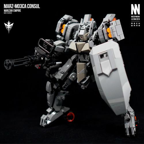 MARZ-M03CA Consul