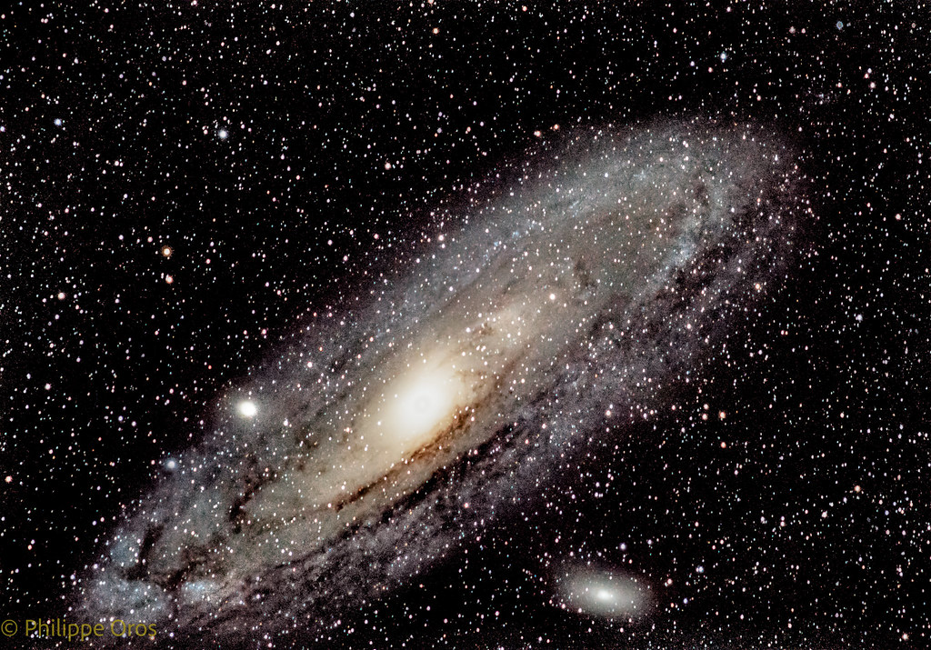 Galaxie d'Andromède M31-M110