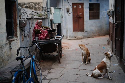 Alleys of Varanasi   by A. adnan