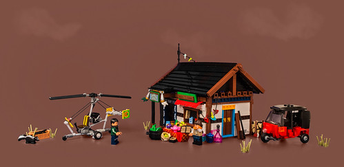 """The General Store (from """"Far Cry 4"""")"""
